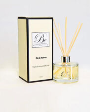 New diffuser Pink Roses Triple Scented Diffuser 200ml by Be Enlightened