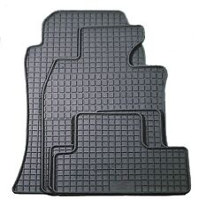 BMW E34 530i 530iT All Weather Custom Fit Rubber Floor Mat Set From Germany