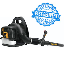 Poulan Pro Gas-powered Backpack Blower 48cc 2 Cycle Engine With Cruise Control
