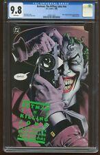 BATMAN:THE KILLING JOKE #nn CGC 9.8 1988 (W/P) 1ST EDITION. BRAND NEW CASE G-537