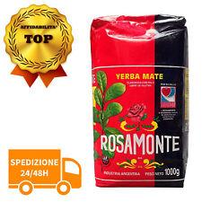 ROSAMONTE YERBA MATE  1000gr -  IL TÈ ARGENTINO