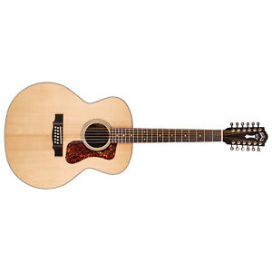 Guild Westerly Collection F1512 Jumbo 12-String Acoustic Guitar Sitka Spruce Top