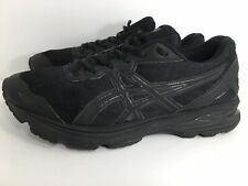 Women's ASICS Gel GT-1000 5 Running Shoes T6A9N Black Size US 10 D