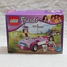 Lego Friends 41013 EMMA'S SPORTS CAR - Brand New