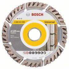 Bosch Diamanttrennscheibe Standard for Universal, 125x22,23 mm 2608615059