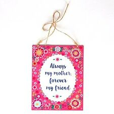 Gift For Mum - Always My Mother, Forever My Friend. By Sass & Belle