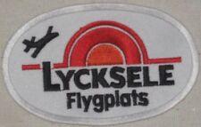 Lycksele Flygplats Patch