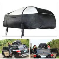 Car Roof Carrier Cargo Bag Top Racks Storage Waterproof Travel Luggage Universal