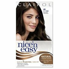 CLAIROL NICE`N EASY HAIR COLOUR 120A NATURAL DARK GOLDEN BROWN