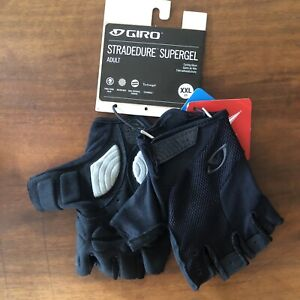 Giro Stradedure Supergel Cycling Gloves, Black XXL