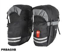 Premier Pannier Bags Pair 22 Ltr Large Black/Grey