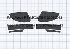 Ford Focus RS (MK2) (CB4) pintura chip de piedra puerta Espejo Transparente Film De Protección