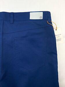 Peter Millar Crown Sport EB66 Five Pocket Natural Stretch Trouser Pant 34x32