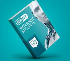 ESET INTERNET SECURITY 2020 LICENESE KEY 3 YEARS 1 PC WINDOWS & MAC