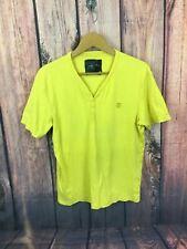 G-Star XXL Yellow T-Shirt Short Sleeve