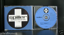 Spiller feat Sophie Ellis Bextor - Groovejet 3 Track CD Single