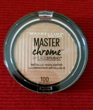 Maybelline NY Master chrome molten gold highlighter