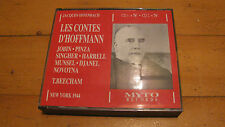 OFFENBACH-LES CONTES D'HOFFMANN-NY 1944-MYTO 2CD & BOOK-ITALY