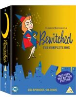 Bewitched Stagioni 1 A 8 Completo Box Set DVD Nuovo DVD (CDR11675R)
