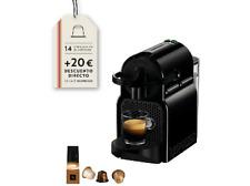 Cafetera de cápsulas - Nespresso® De Longhi INISSIA EN80B, Presión de 19 bares