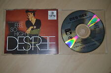 Des'ree - Feel so high. 4 track. CD-Single (CP1708)
