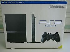 Sony PlayStation 2 - Slim Black Home Console