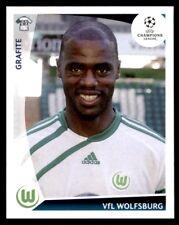 Panini Champions League 2009-2010 Grafite VfL Wolfsburg No. 139