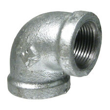 Mueller Proline 2-in Dia 90-Degree Galvanized Elbow Fitting