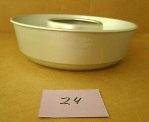Vintage Mirro Aluminum Jello Ring Mold Cake Pan M-0729-22 6 1/2 cup P24