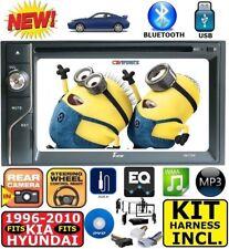 TVIEW CD DVD USB AUX SD BLUETOOTH TOUCHSCREEN CAR RADIO STEREO PKG