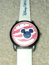 Disney Cruise Line Logo Watch Silicone Band Limited Release HTF