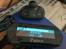 Complete Parrot MKi9100 Bluetooth Hands-Free Car Kit LCD screen Updated v2.20