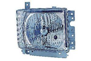 fit 08-11 Isuzu NPR NQR HD GMC W4500 Head Light Lamp RH