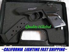 SUPER SALE BLK METAL 007 WALTHER PPK MOVIE PROP Pistol Replica Gun Training ekol
