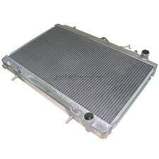 CXRacing Aluminum Radiator For 89-94 Nissan 240SX S13 KA24 CA18DET RB20 Engine