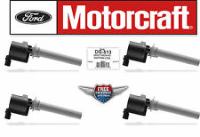 4 Original Motorcraft Ignition Coil DG500 DG513 FD502 Ford Mercury Mazda 3.0L V6