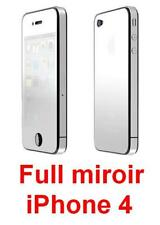 ★★★ FULL MIROIR ★★★ Face AVANT/ ARRIERE Miroir  iPhone 4