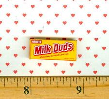 Dollhouse MINIATURE Size Milk Duds Candy Box