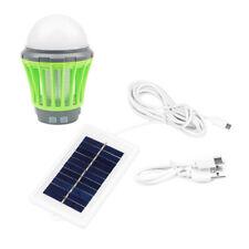 Moustique Tueur Lampe, Lampe Anti Moustique USB Moustique Killer Lampe Solaire