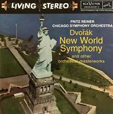 RCA Victor Living Stereo Dvorák New World Symphony 09026-62587-2 (CD, 1995)