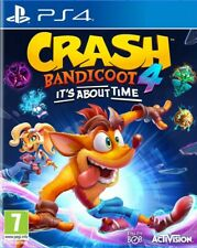 Crash Bandicoot 4: It's About Time  - PS4 📥