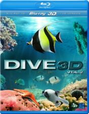 Dive 3D - Part 2 (3D BD) Blu-Ray *NEW & SEALED*