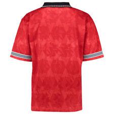 Camiseta de fútbol de clubes ingleses de manga corta talla XXL