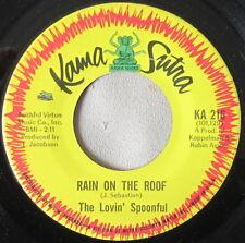 Lovin' Spoonful - Rain On The Roof, Vinyl, 45rpm, 1966, KA 216, Very Good++
