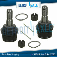 Dodge Ram 1500 Front Lower Ball Joint Pair 4WD Old Style