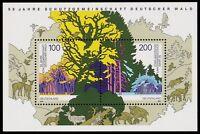 Bund Block 38 ** 50 Jahre Schutzgemeinschaft Deutscher Wald