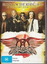 AEROSMITH ROCK FOR THE RISING SUN - NEW & SEALED DVD - FREE LOCAL POST