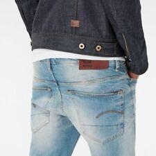 G-Star Light Aged 3301 Straight Jeans