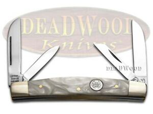 Buck Creek Congress Knife Cracked Ice Stainless German Pocket Knives BC-6682 CI