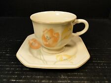 Mikasa Dutch Garden Cup and Saucer Set F4008